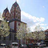 Rue Potay - Les alentours