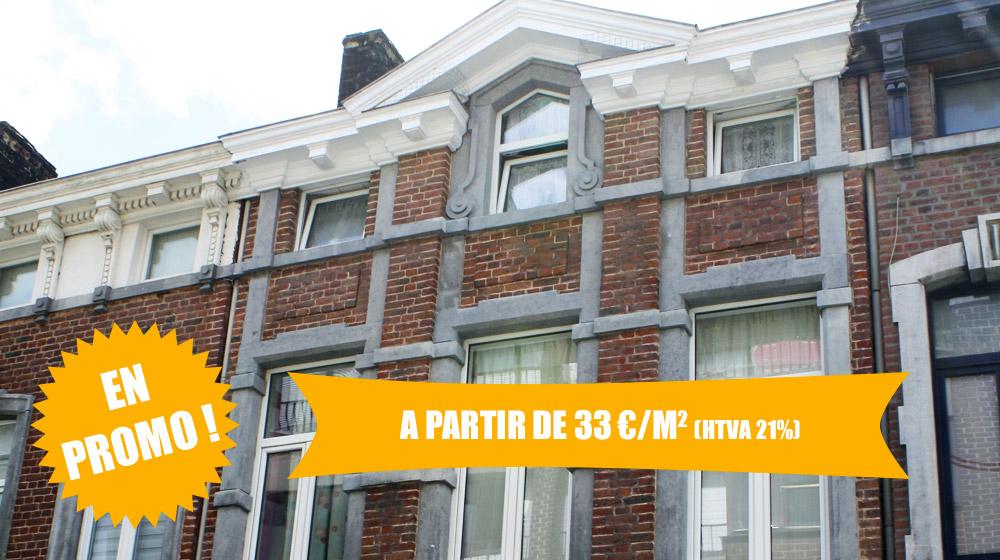 Ravalement de fa ade par sablage priaes construction immobilier - Technique de ravalement de facade ...