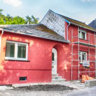 Rénovation d'une maison unifamiliale