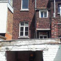Rénovation Henri Bés - Pendant travaux