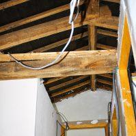 Rénovation Aywaille - Pendant travaux