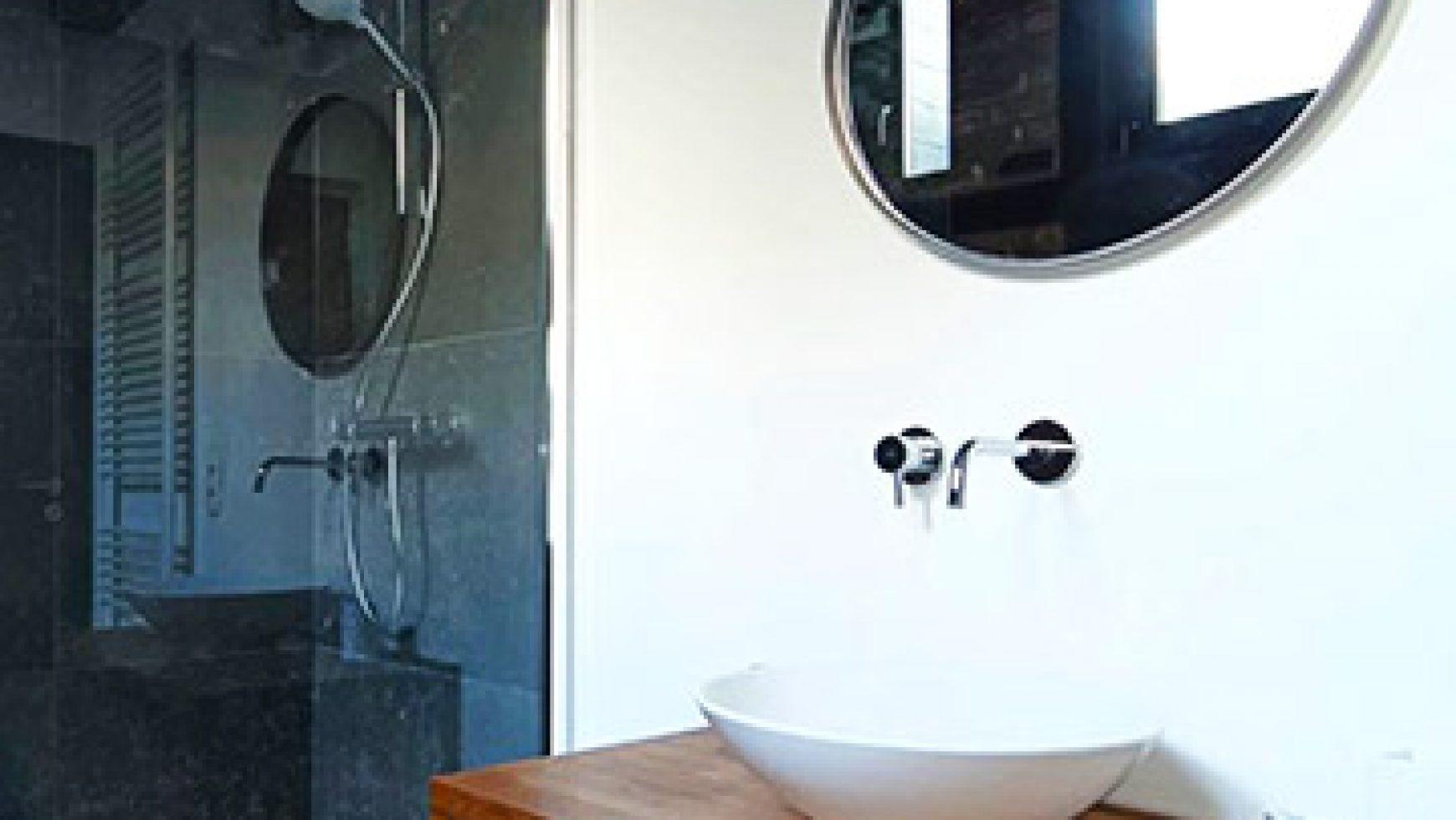 Rénovation salle-de-bain et plafonnage chambres d'hôtes «Chez Mamy»