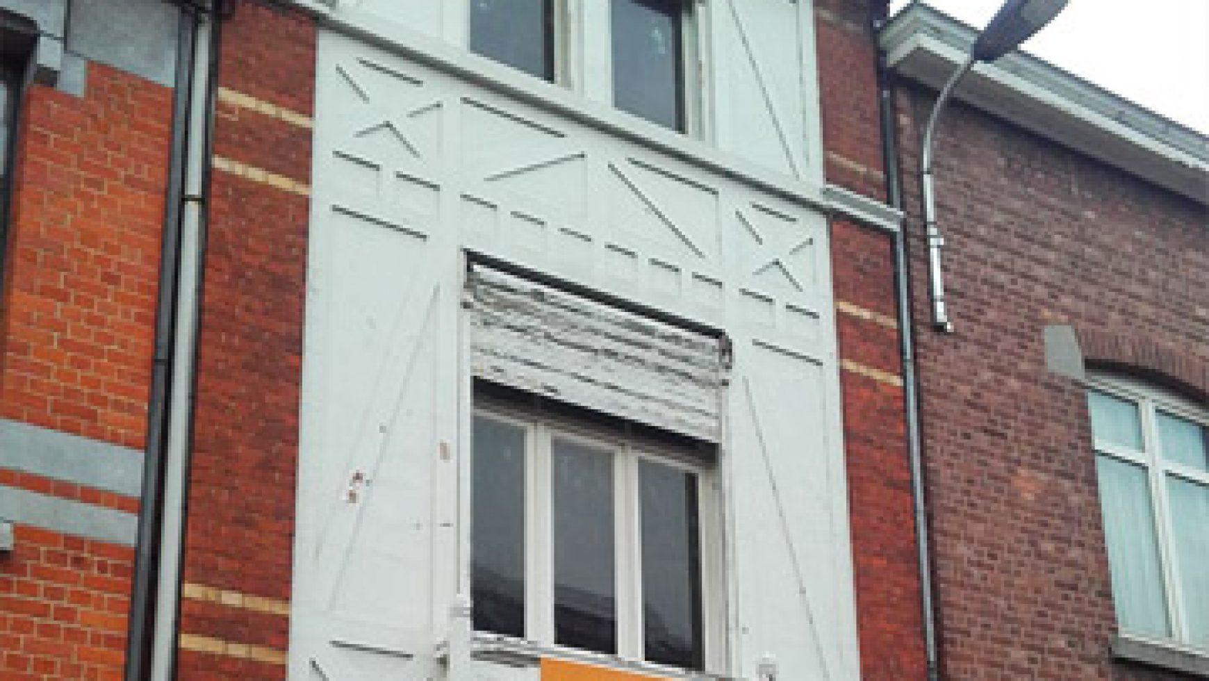 Rénovation façade et intérieur d'une maison unifamiliale