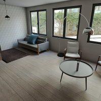 Feronstrée - Appartement 6 - Bureau