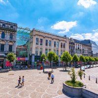 Liège - Les Galeries Saint-Lambert